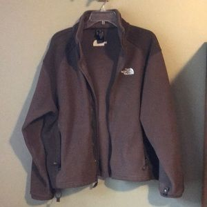 Men's North Face Jacket - brown